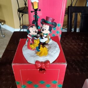 🎄Mickey and Minnie Mouse  stocking holder